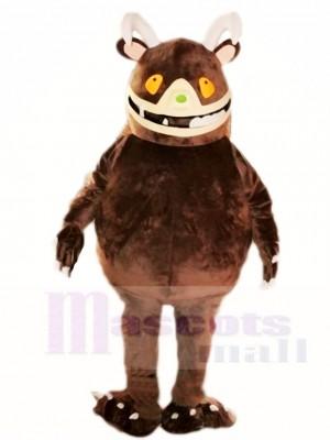 Das Gruffalo Maskottchen Kostüme Tier