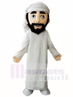 Arabische Mann Maskottchen Kostüme Leute