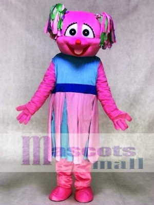 Little Plum Sesame Street Maskottchen Kostüm