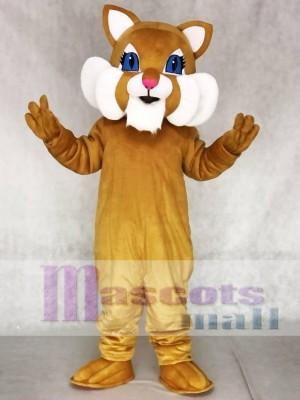 Nette Fräulein Boots Katze Maskottchen Kostüme