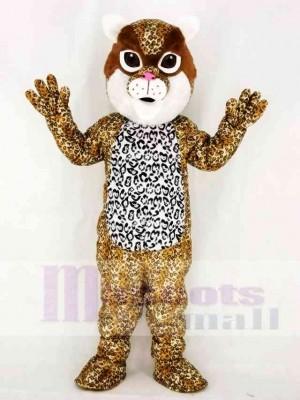 Ozelot Katze Maskottchen Kostüme Tier