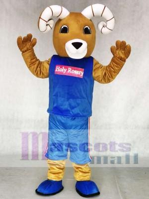 Ram Ryerson Mascot Costume Sport Team Animal Costume