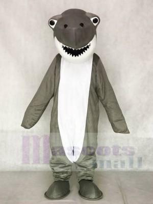 Grau Hai Maskottchen Kostüme Meer