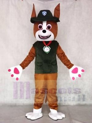 PAW Patrol Tracker Chihuahua Dog Pup Mascot Costumes Animal