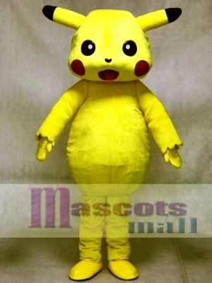 Pikachu Pokemon Pokémon Go Maskottchen Kostüm japanisches Kostüm