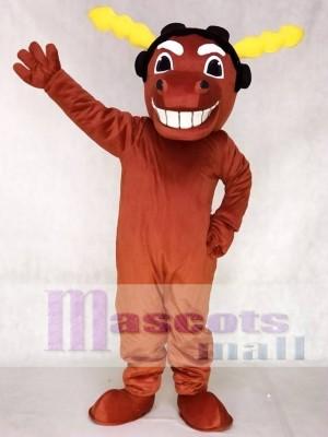 Mick E Moose Maskottchen Kostüme Tier