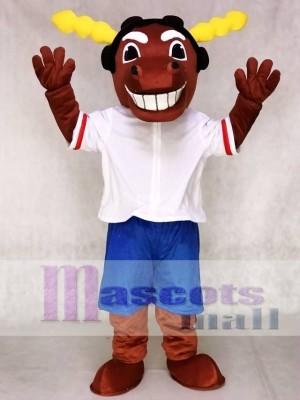 Mick E Elch der Winnipeg Jets Manitoba Maskottchen Kostüme