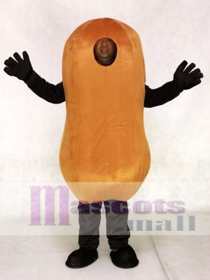 Kidney Bean Mascot Costumes Vegetable