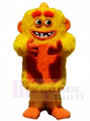 Gelbe Max Monster