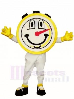 Eine Stunde Stoppuhr Maskottchen Kostüme