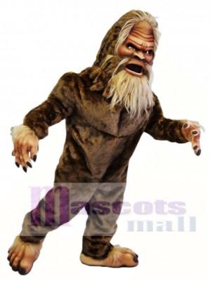 Braune Sasquatch Maskottchen Kostüme