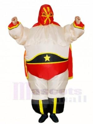 Wrestling Wrestler Aufblasbar Halloween Weihnachten Kostüme für Erwachsene