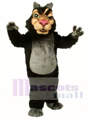 Nettes neues Wolf Maskottchen Kostüm Tier