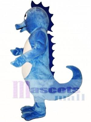 Niedliches Henry Seahorse Maskottchen Kostüm