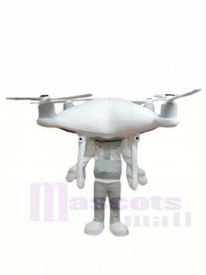 UAV Unbemannt Antenne Fahrzeug Roboter Drohne Maskottchen Kostüme