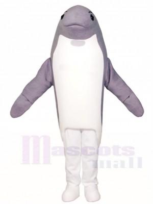 Tümmler Grau Delphin Maskottchen Kostüme Meer