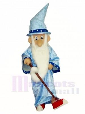 Wizard Maskottchen Kostüme Fantasy