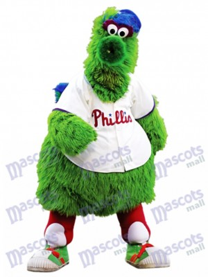 Phillie Phanatic Baseball Team Maskottchen Kostüm