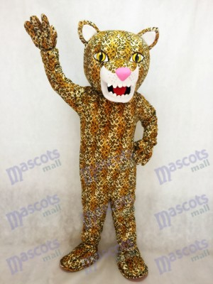Neues Jaguar Maskottchen Kostüm Tier