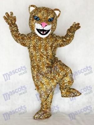 Erwachsener Jaguar Maskottchen Kostüm Tier