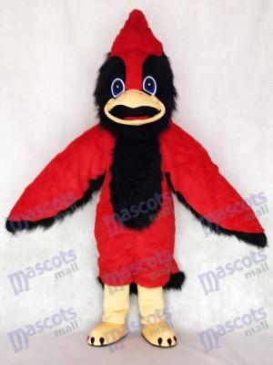 Nettes großes rotes Vogel Maskottchen Kostüm Tier