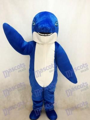 Neues blaues Delfin Maskottchen Kostüm