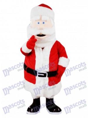 Weihnachtsmann Weihnachtsmann Maskottchen Kostüm Party
