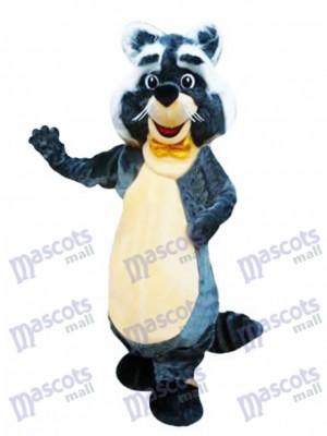 Rocky Waschbär Charakter Maskottchen Kostüm