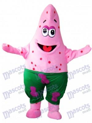 Spongebob Patrick Pink Seestern Maskottchen Kostüm Tier Cartoon