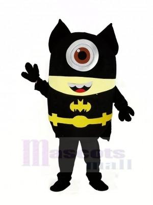 Verabscheuungswürdig Mich Günstling BatmanSchergen Maskottchen Kostüm Hochschule