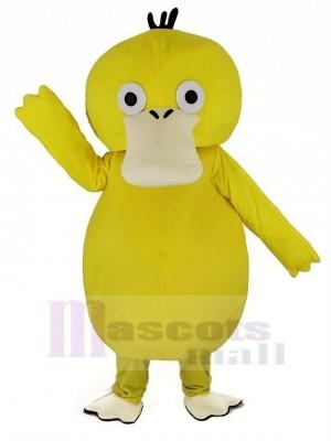 Ente Pokémon Gehen Psyduck Koduck Maskottchen Kostüm Karikatur