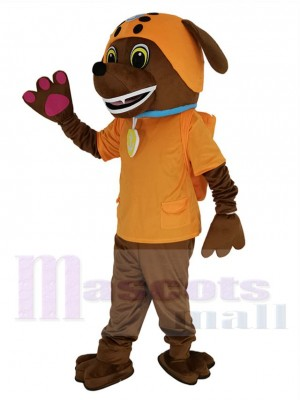 Paw Patrol Zuma Labrador Hund Maskottchen Kostüm Karikatur