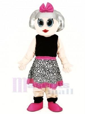 Niedlich LOL Überraschung Puppe Diva Riese Maskottchen Kostüm Karikatur