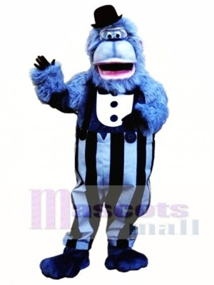 Niedlich Alfred Affen Maskottchen Kostüm Tier