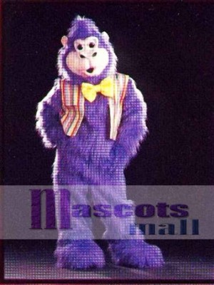 Niedlich Bubba Gorilla Affe Maskottchen Kostüm