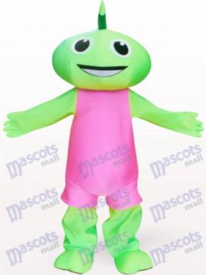 Grüne Fee Party Maskottchen Kostüm für Erwachsene