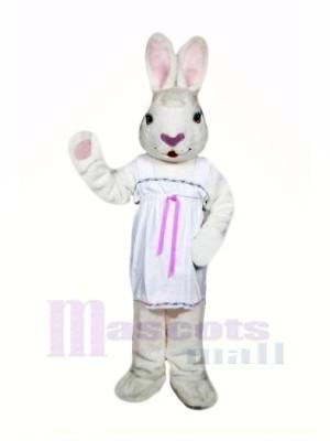 Weiblich Ostern Hase Maskottchen Kostüme