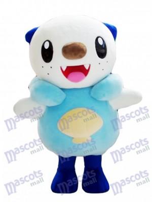 Oshawott Maskottchen Kostüm Pokemon Pokémon GO Wasser Typ Pocket Monster Sea Otter Maskottchen