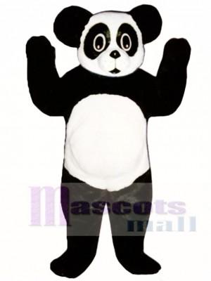 Baby Panda Maskottchen Kostüm