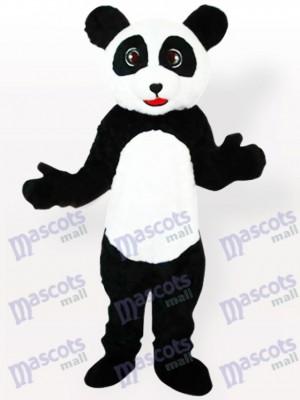 Panda Tier Erwachsene Maskottchen Kostüm Typ E