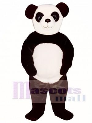 Neues Spielzeug Panda Maskottchen Kostüm