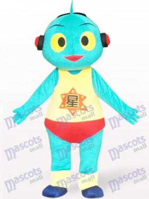 Schöne Mars Doll Cartoon Maskottchen Kostüm