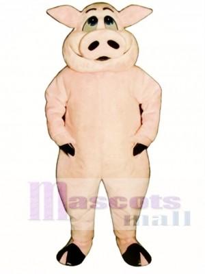 Schwein Maskottchen Kostüm