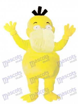 Psyduck Maskottchen Kostüm Pokemon Pokémon GO Duck Pocket Monster Platypus Maskottchen