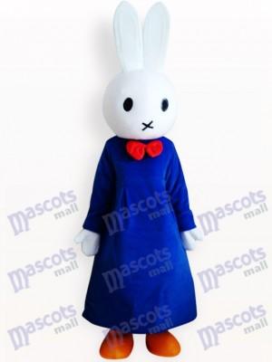 Miffy Rabbit Maskottchen Kostüm für Erwachsene