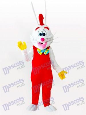 Ostern Das neue Rogge Rabbit Maskottchen Kostüm für Erwachsene