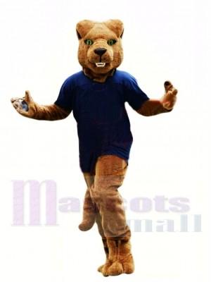 Top Qualität College Leopard Maskottchen Kostüm
