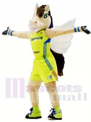 Das Dallas Flügel Maskottchen Kostüm