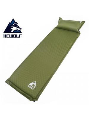 Single Automatisch Aufblasbar Bett Zelt Draussen