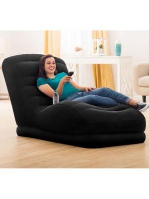 Single Zurück Aufblasbar Sofa mit Elektrisch Pumpe